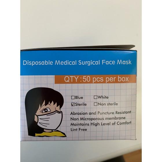 Mascherina chirurgica - Dispositivo Medico classe II