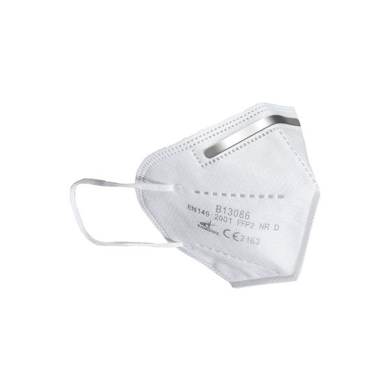 Mascherina FFP2 Certificata CE 2163, Filtro 95%, 5 strati - confezione da 2 mascherine (€1,50 a mascherina)