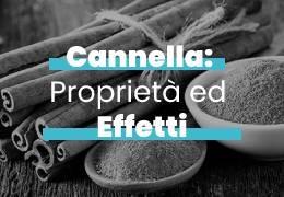 Cannella: proprietà terapeutiche ed effetto ipoglicemizzante